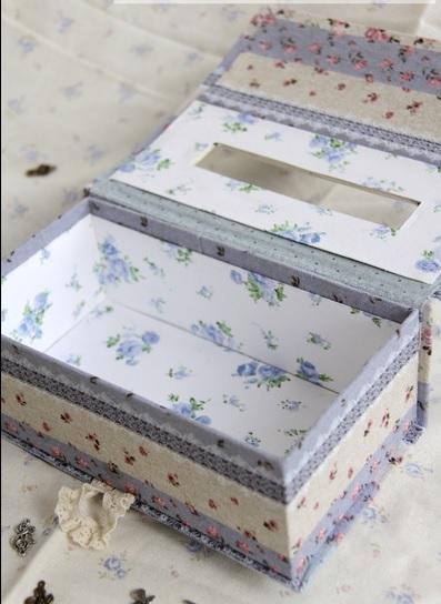 Как сделать коробку с салфетками 467