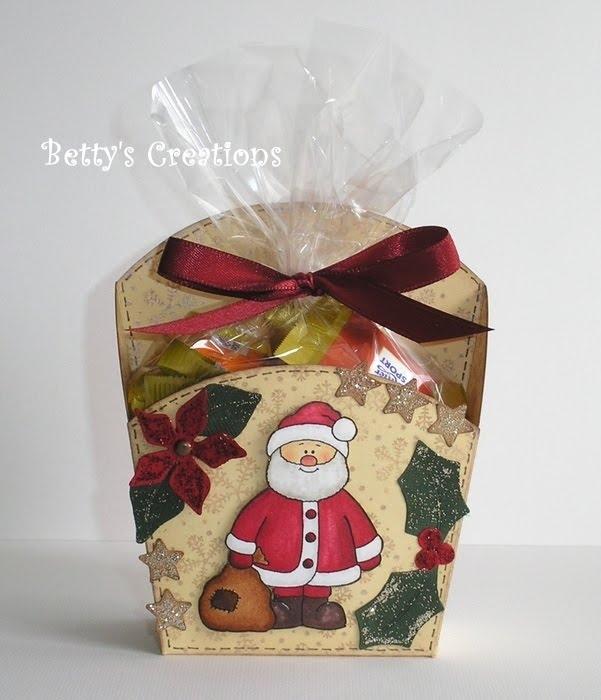 Коробочки, корзинки и новогодние игрушки из картона. Шаблоны (28) (601x700, 177Kb)