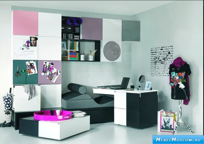 комната для подростка (11) (700x495, 199Kb)