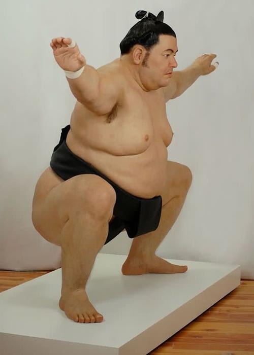скульптуры Рона Мьюека 9 (500x700, 123Kb)