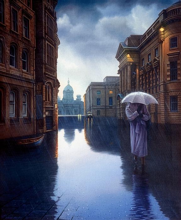Regenschein.  Roland Heyder (576x700, 308Kb)