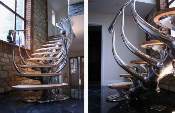 4027137_UniqueSculpturalStaircaseinMetallicBackboneShape600x389 (600x389, 63Kb)