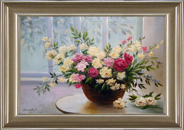 Любимые цветы-Леврон