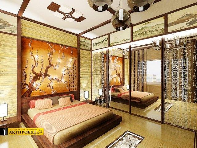 спальня в восточном стиле (4) (640x480, 270Kb)