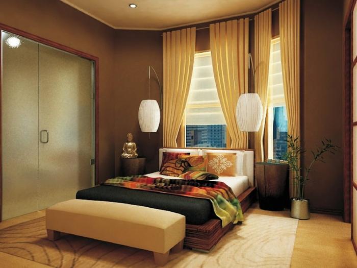 спальня в восточном стиле (6) (700x525, 222Kb)