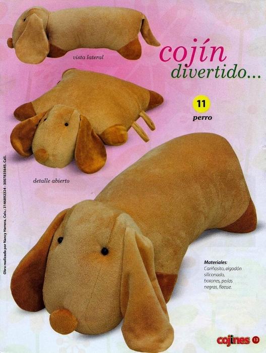 Подушки-игрушки журнал (14) (528x700, 295Kb)