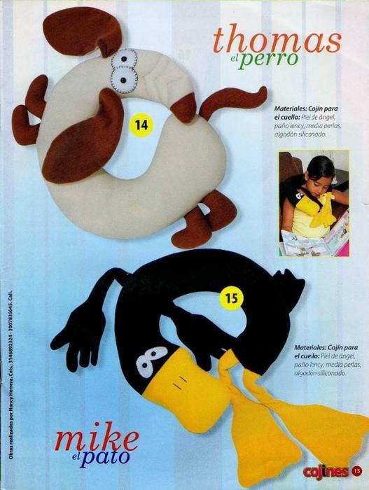 Подушки-игрушки журнал (16) (527x700, 265Kb)