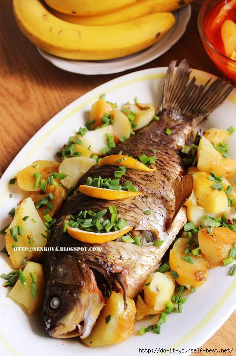 Простые блюда на обед без мяса