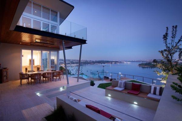 современный дизайн дома (600x400, 104Kb)