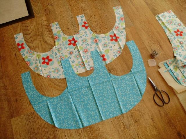 Шьем сами фартушек для маленькой девочки. Мастер-класс (9) (640x480, 204Kb)