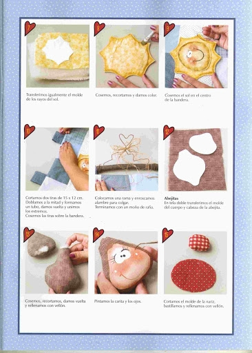 Шьем игрушки. Журнал с выкройками (5) (366x512, 151Kb)