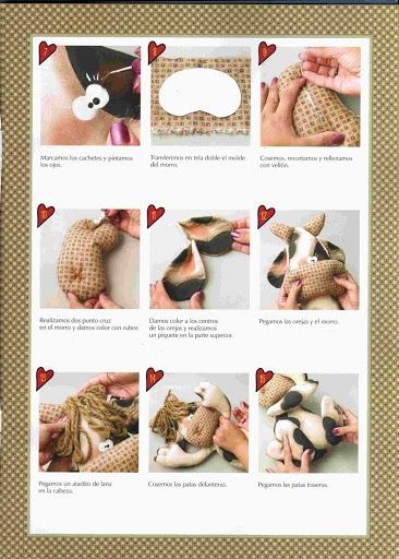 Шьем игрушки. Журнал с выкройками (17) (366x512, 168Kb)
