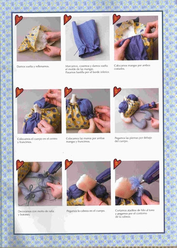 Шьем игрушки. Журнал с выкройками (29) (366x512, 172Kb)
