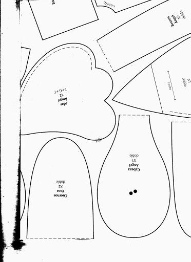Шьем игрушки. Журнал с выкройками (40) (372x512, 66Kb)