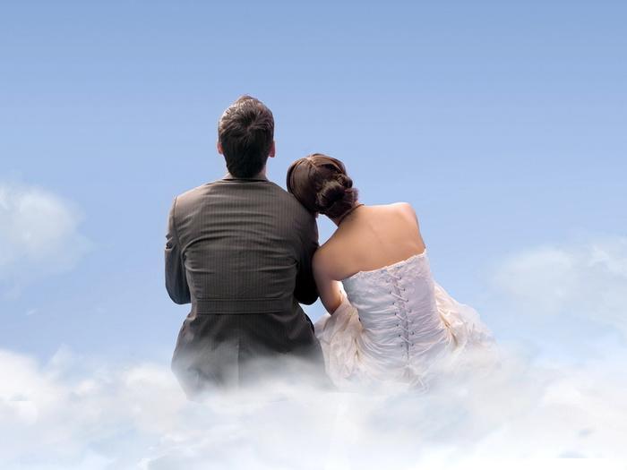 Влюбленные пары обои   RabStolnet