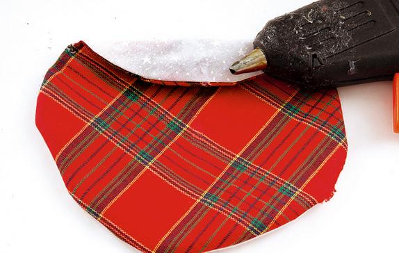 Рождественские АНГЕЛЫ - текстильные игрушки для елочки (3) (574x364, 414Kb)