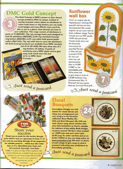 Cross Stitch Collection Issue 88 19 (508x700, 521Kb)