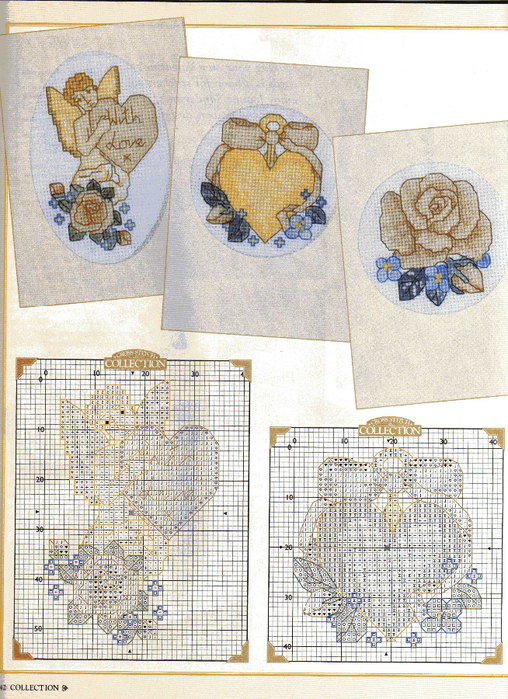Cross Stitch Collection Issue 88 42 (508x700, 514Kb)