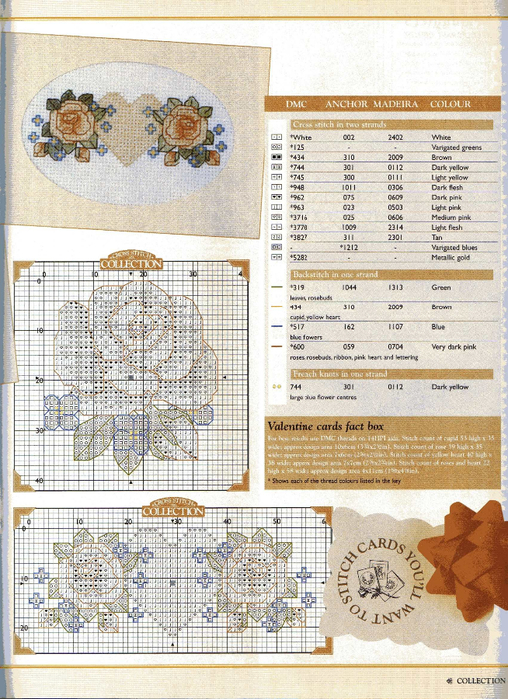 Cross Stitch Collection Issue 88 43 (508x700, 510Kb)