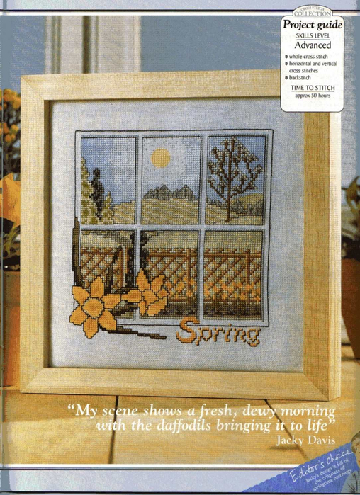 Cross Stitch Collection Issue 88 47 (508x700, 461Kb)