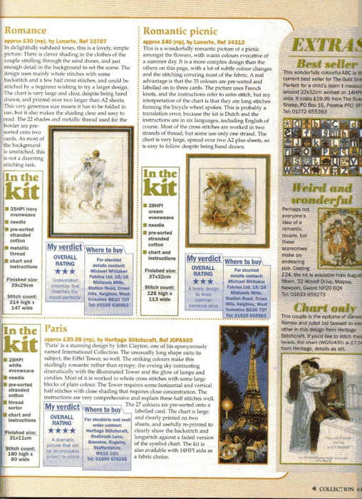 Cross Stitch Collection Issue 88 61 (508x700, 463Kb)
