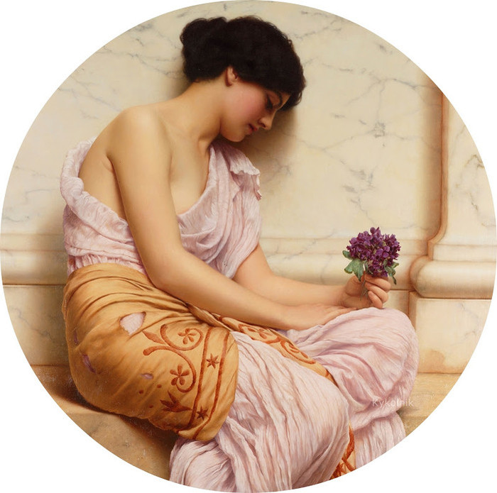 1868538_98244184_24_John_William_Godward__British_18611922__Violets_sweet_violets (700x695, 113Kb)