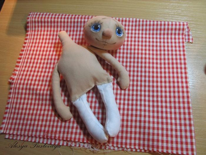 Игрушка домовенок кузя своим руками