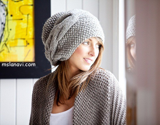 вязаная-шапка-спицами (550x430, 73Kb)