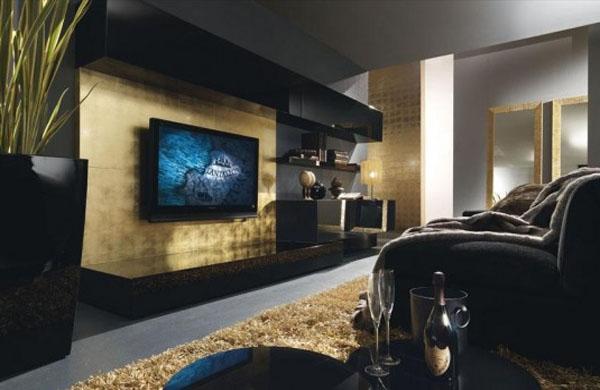 телевизор в интерьере (2) (600x390, 124Kb)