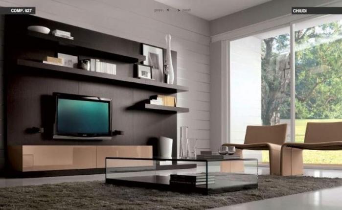 телевизор в интерьере (6) (700x429, 159Kb)