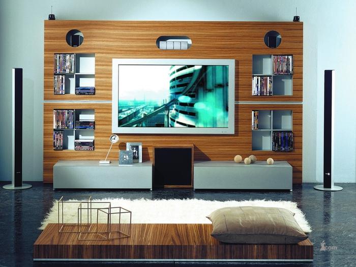 телевизор в интерьере (11) (700x525, 293Kb)