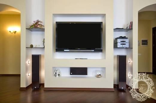 телевизор в интерьере (15) (521x343, 59Kb)