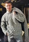 Превью вязаный-пуловер-для-мужчин (450x658, 280Kb)