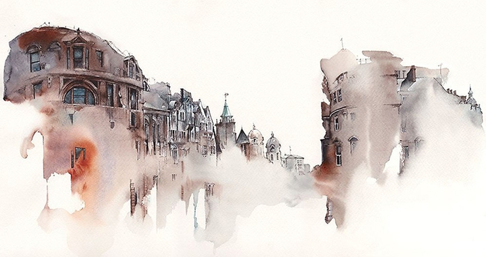 урбанистические картины 12