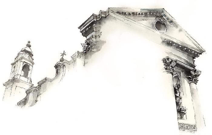 урбанистические картины 14