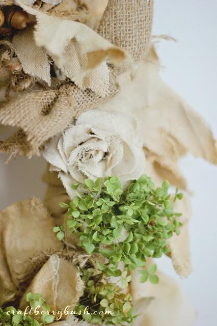 Розы из ткани. Красивая идея с фото мастер-классом (6) (426x640, 184Kb)
