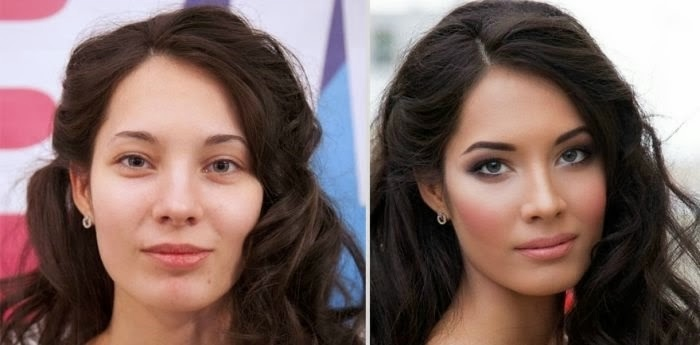 красивый макияж фото 2 (700x345, 81Kb)