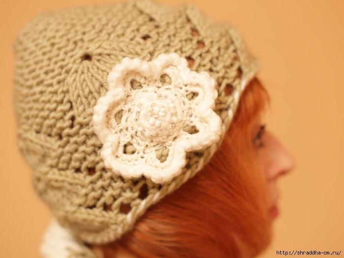шапка и шарф-воротник, автор Shraddha (3) (700x525, 186Kb)