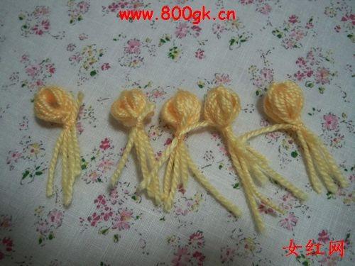 Цветочки крючком для вязания пледов, покрывал, подушек и сидушек (3) (500x375, 126Kb)
