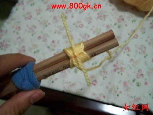 Цветочки крючком для вязания пледов, покрывал, подушек и сидушек (5) (500x375, 96Kb)