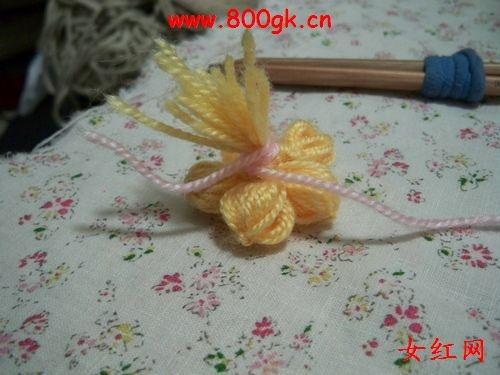 Цветочки крючком для вязания пледов, покрывал, подушек и сидушек (12) (500x375, 117Kb)