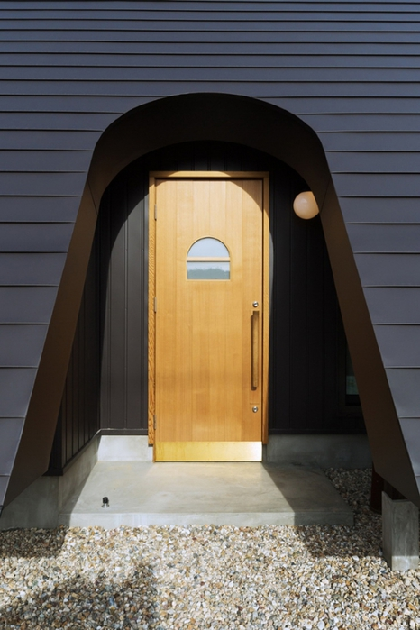 оригинальный проект частного дома фото 1 (466x700, 213Kb)
