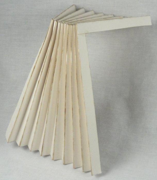 Оригинальная коробочка в форме книжки. Скрапбукинг (7) (609x700, 202Kb)