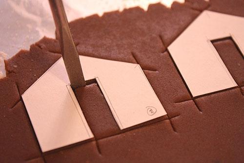 Имбирное печенье 3D - Новогодние елочки и мини домики на кружку (11) (500x333, 106Kb)
