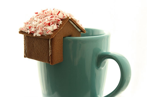 Имбирное печенье 3D - Новогодние елочки и мини домики на кружку (15) (500x333, 71Kb)