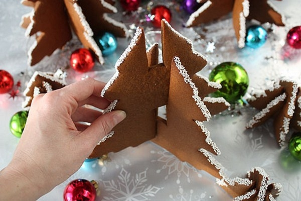 Имбирное печенье 3D - Новогодние елочки и мини домики на кружку (25) (600x400, 153Kb)