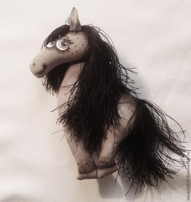 Гламурная кофейная лошадка к Новому году. Шьем текстильную игрушку (6) (635x669, 139Kb)