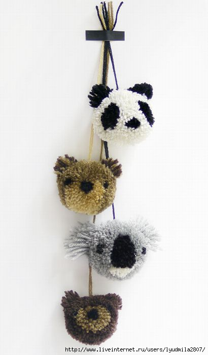 diy-pompom-animals-4-bears (410x700, 81Kb)