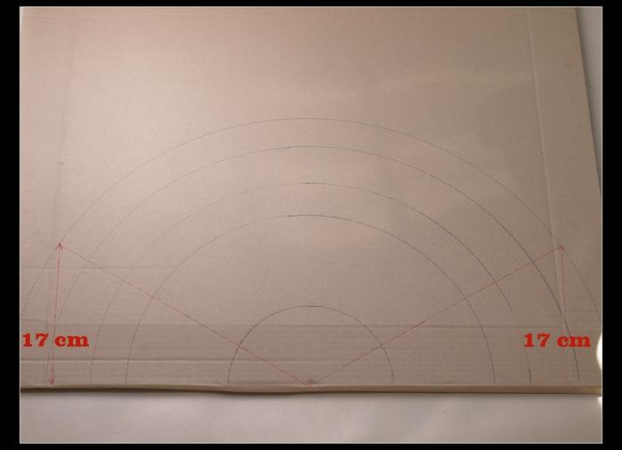 ВЕЕР из картона и газетных трубочек. Много идеи и мастер-класс (29) (700x506, 174Kb)