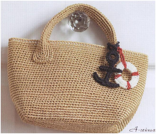 Рубрики: вязание крючком/